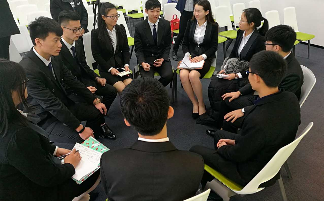 生涯规划与升学指导 模拟职业挑战赛&自我认知 项目定位:职业生涯认知与综合素养提升的平台