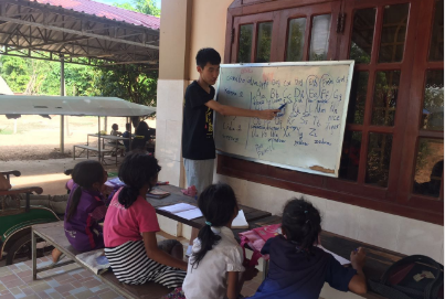 WESTARTIN浪潮国际志愿者义工_柬埔寨支教旅行怎么样